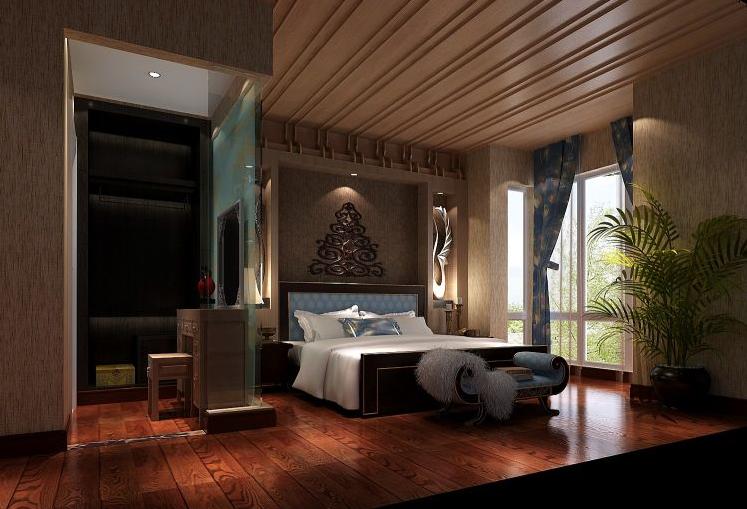 卧室地板是木质地板