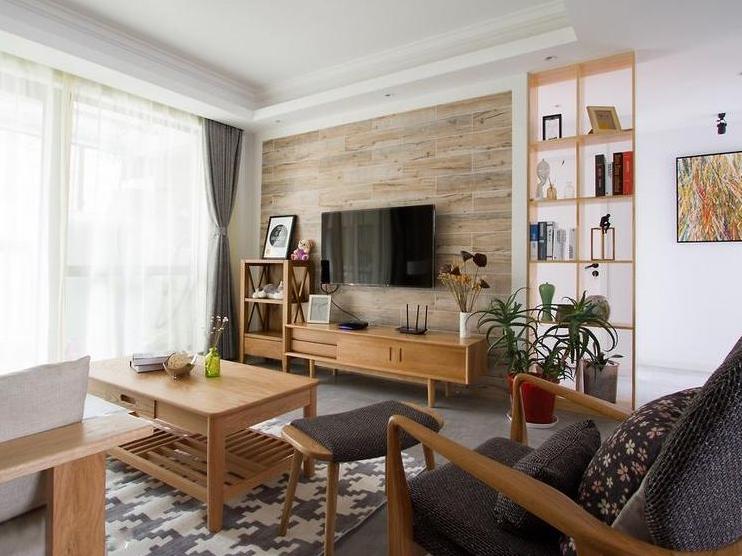 这就是日式北欧风格的客厅,白白的感觉很简洁  这就是日式北欧风格的客厅,白白的感觉很简洁  这就是日式北欧风格的客厅,白白的感觉很简洁  卧室,这是小孩的卧室,简洁点好  餐厅业也是很简洁的,木质的椅子,石制的桌面
