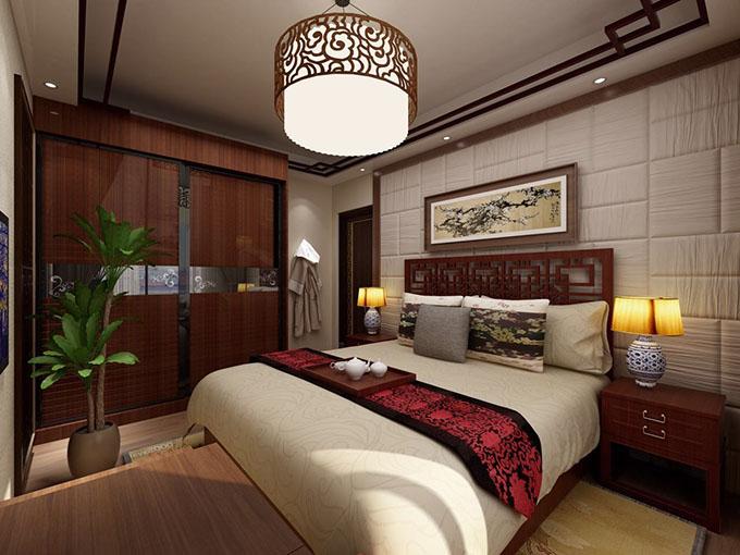 背景墙 房间 家居 起居室 设计 卧室 卧室装修 现代 装修 680_510